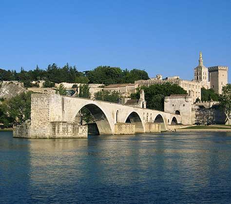 Avignon et la cité des papes